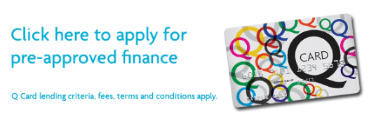 Finance with Q Card